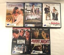 DVD Lot of 5 Rental Movies Five Different Films Dane Cook Good Year       DVDL13