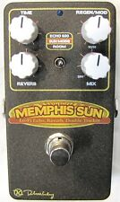 Used Keeley Memphis Sun Lo-Fi Reverb, Echo and Double-Tracker Effects Pedal!