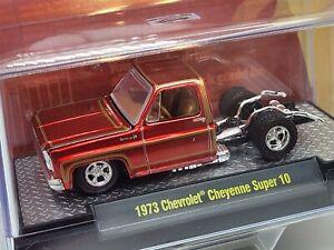 M2 Machines SEMA 1973 Chevrolet Cheyenne Super 10 Square Body 1 of 600