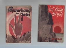 Olaf K. Abelsen Original 1929-1933 Nr. 8+18 Walter Kabel Verlag moderne Lektüre.