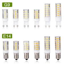 G9/E14 3W 5W 7W LED Corn Bulbs Mini Capsule 2835 SMD Light Replace Halogen Lamp