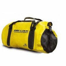 AQUATEK Dry Lock Waterproof Duffle Bag Yellow