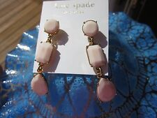 kate spade chandelier earrings pink | eBay