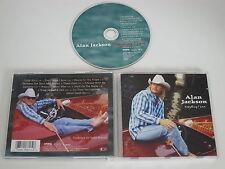 ALAN JACKSON/EVERYTHING I LOVE(ARISTA 07822 18813 2) CD ALBUM