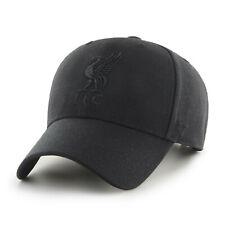 Liverpool FC Basecap Cap Baseballcap MVP ganz schwarz LFC EPL 194165409713