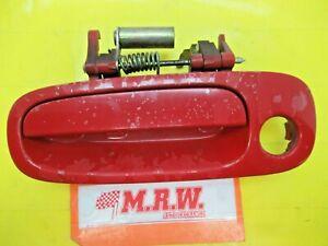 DOOR HANDLE OUTER LEFT DRIVER SIDE LH for 00 01 02 03 04 05 MR2 SPYDER RED