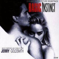 Jerry Goldsmith Basic instinct (soundtrack, 1992) [CD]