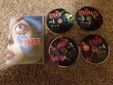 THE STRAIN THE COMPLETE FIRST SEASON 1 ONE dvd SET tv show