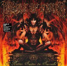 Cradle Of Filth - Bitter Suites To Succubi - Orange Colored Vinyl LP - SEALED