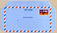 TIMBRE DE FRANCE 1993 AEROGRAMME AIRBUS A340 YV N° 1020 AER NEUF