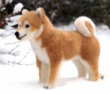 kösener 5750 - chien shiba inu Koro 28 cm animal à câliner en Peluche