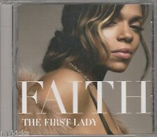 CD - FAITH EVANS - THE FIRST LADY - 1st - Capitol R.C. Version - 2005 - LIKE NEW