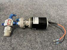 Piper Cheyenne Cabin Heater Fuel Pump Weldon 757 432 8850 8 18