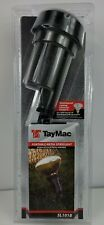 2 New TayMac Portable Metal Outdoor Spikelight In Packaging #SL101B