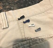 Handcuff Micro Key w/ Clip Urban Non-Metallic Covert Evasion Universal - GRAY