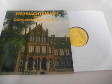 LP VA Weihnachtsmusik d Domgymnasiums Verden (7 Song) PRIVAT PRESS