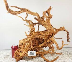Aquarium Terrarium Wood Red Moor Root Bogwood For Fish Tank 49x42x91cm E13