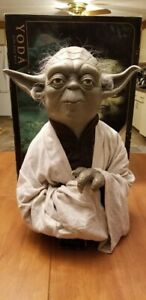 Sideshow Collectibles Yoda Life Size 1:1 Bust Star Wars