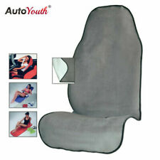 AUTOYOUTH 1PC Universal Car Cushion Towel Pad Car Decoration Gray
