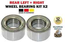 FOR SSANGYONG RODIUS 2.7 XDI 4WD 2005--> REAR LEFT + RIGHT WHEEL BEARING KIT X2