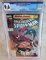 Spectacular Spider-Man #201 Maximum Carnage Marvel 1993 CGC 9.6 NM+ Comic I0081