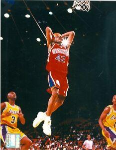 8 x 10 Color Glossy Photo: Jerry Stackhouse - Philadelphia 76ers #2