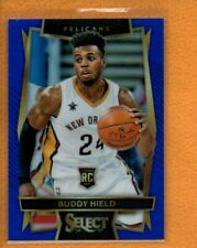 Buddy Hield 2016-17 Panini Select Concourse Rookie Blue Prizms Rc #1 /299