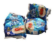 Gallette di Riso monoporzione Scotti Risette 100% Riso 3 pezzi