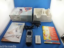 Original NOKIA 6610 HANDY Simlockfrei Unlocked OVP  BLACK EDITION