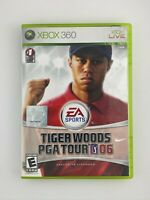 Tiger Woods PGA Tour 06 - Xbox 360 Game - Complete & Tested