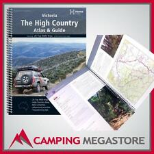 HEMA MAPS *VICTORIA THE HIGH COUNTRY ATLAS & GUIDE SPIRAL BOUND BOOK* +4WD TIPS