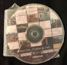 Caterpillar Tractor Blazing A Trail.. A Century On Track DVD new In Packaging