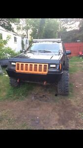 jeep grand cherokee zj- DIY bumper digital files