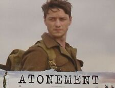 ATONEMENT - 11x14 US Lobby Cards Set - Keira Knightley, James McAvoy
