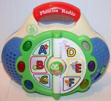 Leapfrog Phonics Radio Abc Learning Musical Talking Educational Toy #21001