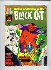 Harvey Comics Giant Size Black Cat #64 - G+ Jan 1963 Vintage Comic