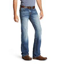 Ariat® Men's M7 Rocker Cooper Slim TekStretch Bootcut Jeans 10020790
