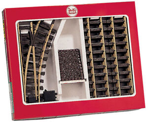 LGB G Scale 19901 Track Set With Buffer