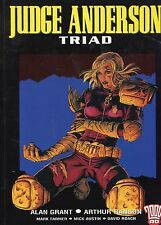 Magazine - Graphic Novel, Judge Anderson, TRIAD, published 2003