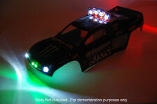 RC Light Bar Custom LED Set for Traxxas Rustler Slash  #10