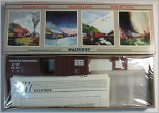 Walthers 932-4707 HO Scale 50' Waffle Side Box Car Family Lines L&N NOS#480281
