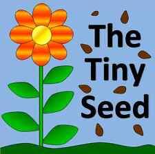The Tiny Seed - teacher story resource on CD- EYFS, KS1, growing plants, seasons
