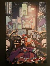 Darkwing Duck #1 2010 NYCC Boom Studios Variant Comic Book