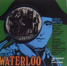 WATERLOO  - First Battle  ( BEL 1970 ) Absinthe -  vinyl LP-re-release