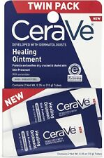 New listing CeraVe Healing Ointment Tube, Twin Pack 0.35 oz (Pack of 3)