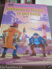 Jal & Ned: Règlement de comptes au quai Corail/ éditions Chemin faisant
