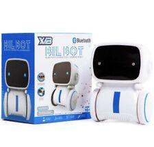 Bil Bot Bluetooth Interactive Listening Robot ( White )
