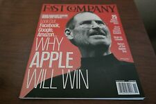FAST COMPANY NOVEMBER 2011 NEW