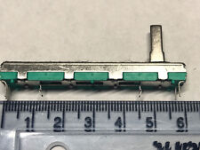 Replacement STEREO fader/slider B10k B103 10K Linear Potentiometer 60mm long