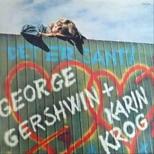LP-KARIN KROG-GEORGE GERSHWIN & KARIN KROG -LP- NEW VINYL